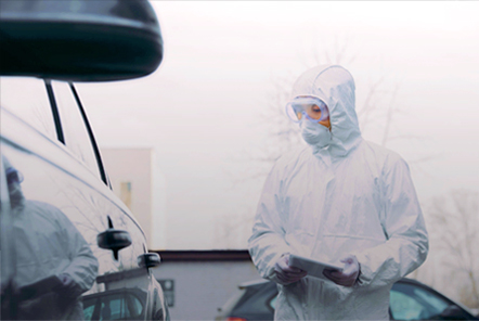 Sanificazione a OZONO per autoveicoli e ambienti